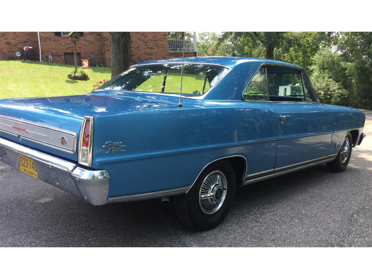Large Picture of Classic '66 Chevrolet Nova SS located in West Virginia Offered by a Private Seller - NL9I