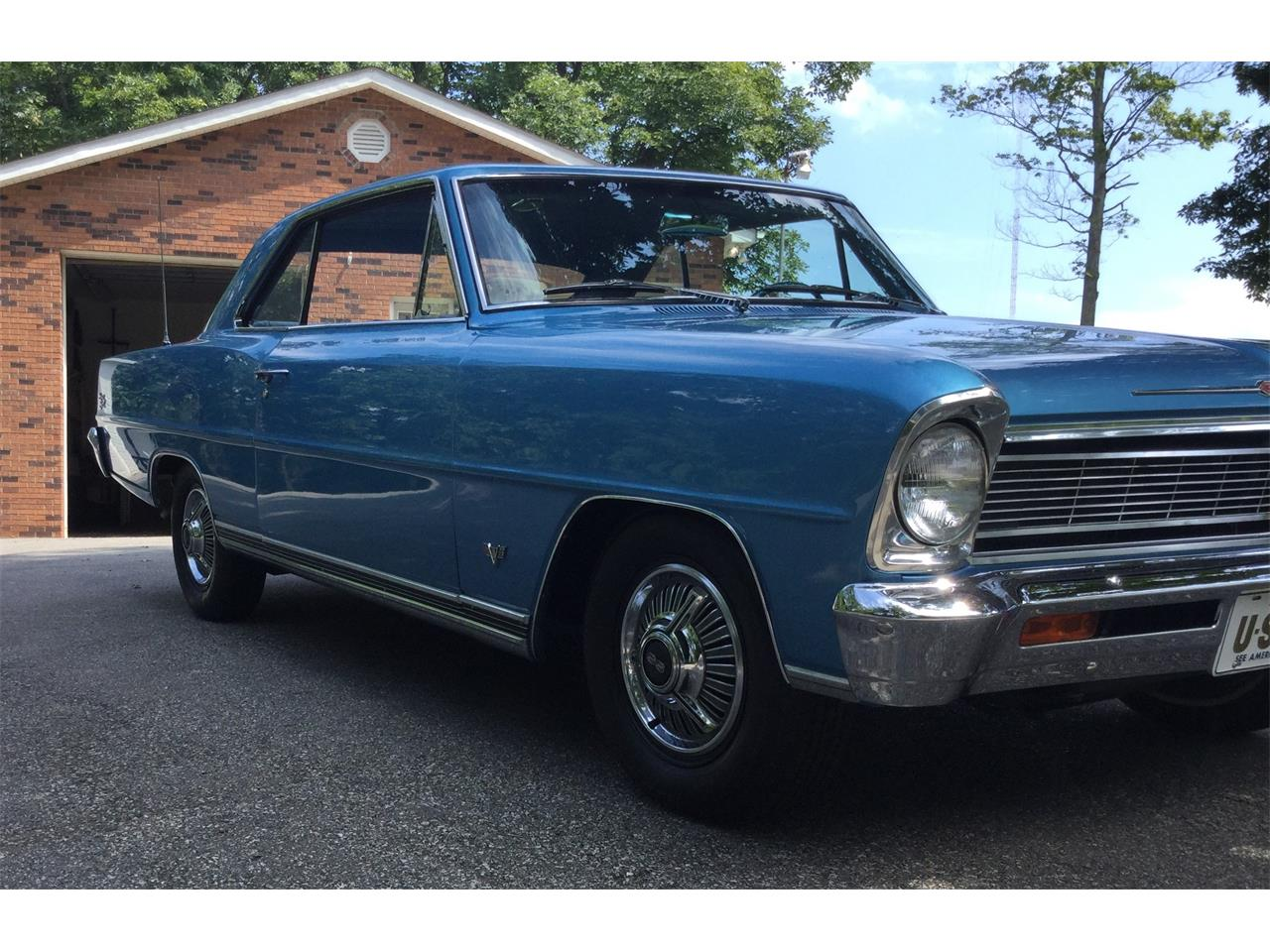 Large Picture of 1966 Nova SS - $57,500.00 - NL9I