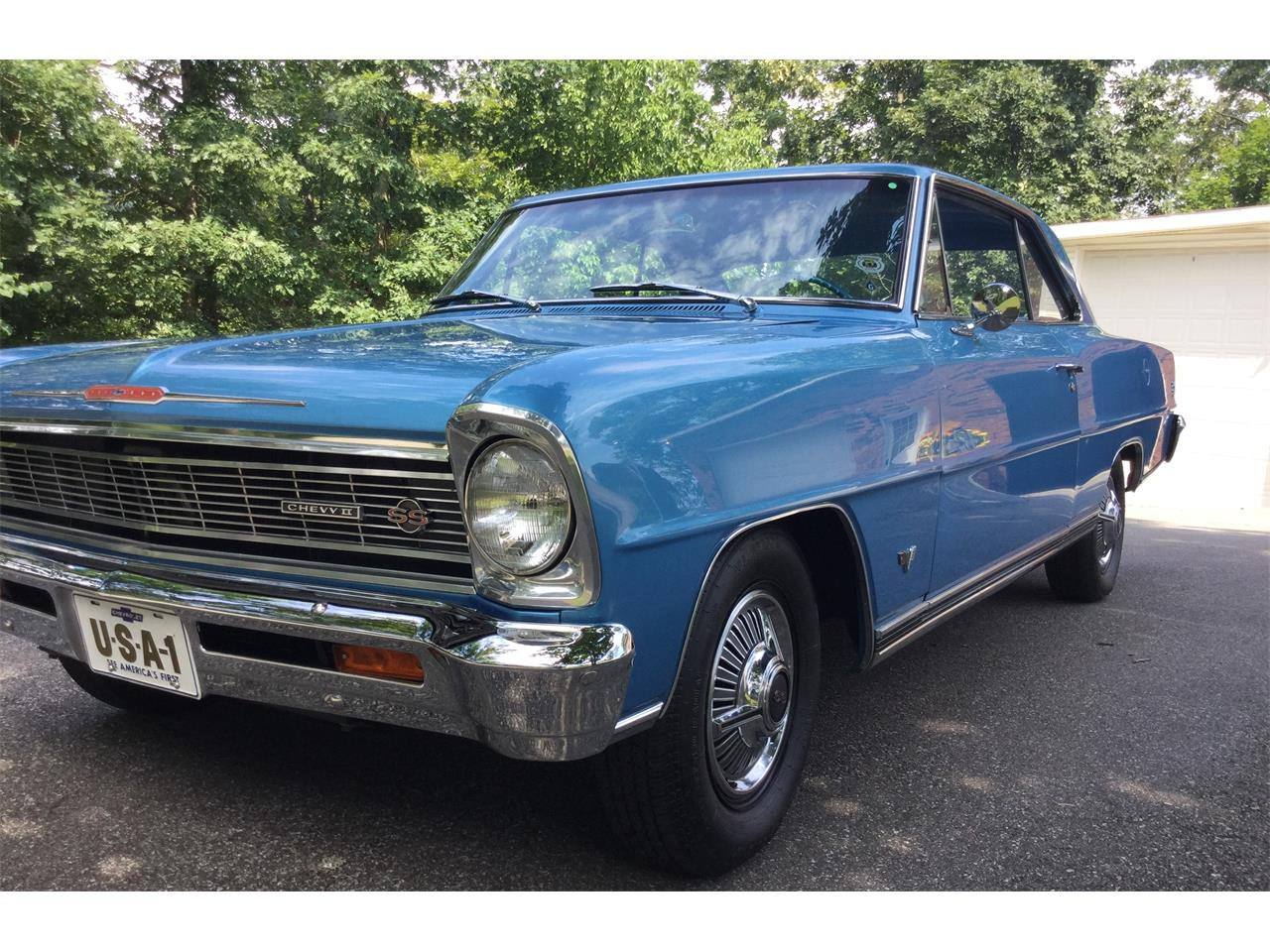 Large Picture of 1966 Chevrolet Nova SS located in West Virginia Offered by a Private Seller - NL9I