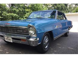 Picture of 1966 Chevrolet Nova SS located in Charleston West Virginia - NL9I