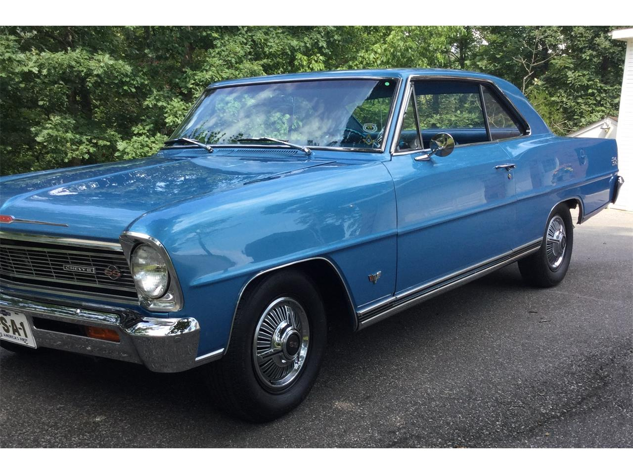 Large Picture of '66 Nova SS Offered by a Private Seller - NL9I