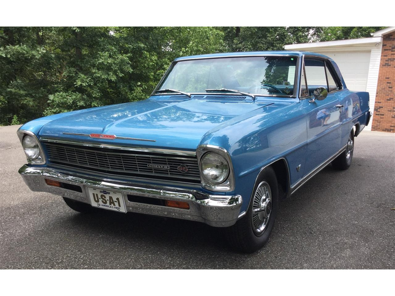Large Picture of '66 Nova SS located in Charleston West Virginia - $57,500.00 Offered by a Private Seller - NL9I