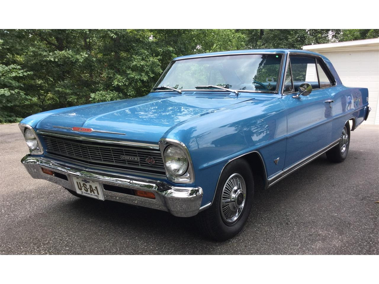 Large Picture of '66 Nova SS located in West Virginia - $57,500.00 - NL9I