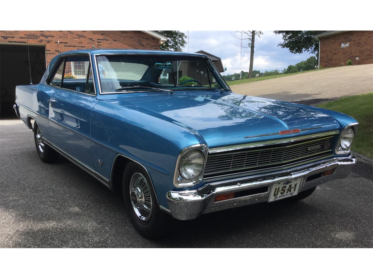 Large Picture of 1966 Chevrolet Nova SS - $57,500.00 - NL9I