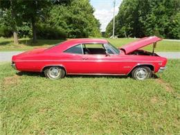 Picture of '66 Chevrolet Impala located in Greensboro North Carolina Offered by GAA Classic Cars Auctions - NPR0