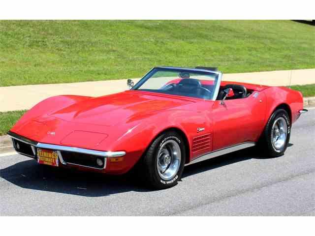 Picture of '72 Corvette - NPR2