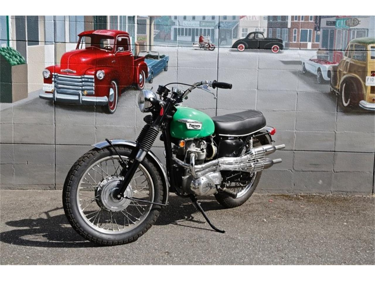 Large Picture of 1969 Triumph Motorcycle located in Seattle Washington - $15,000.00 - NPR4