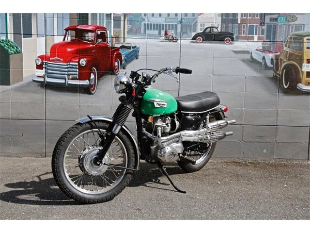 Picture of '69 Motorcycle - NPR4