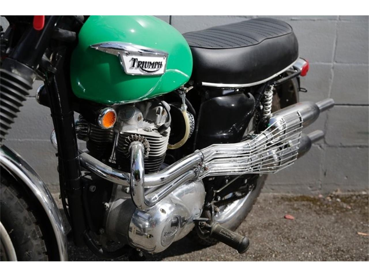 Large Picture of Classic 1969 Triumph Motorcycle located in Washington - $15,000.00 Offered by Drager's Classics - NPR4