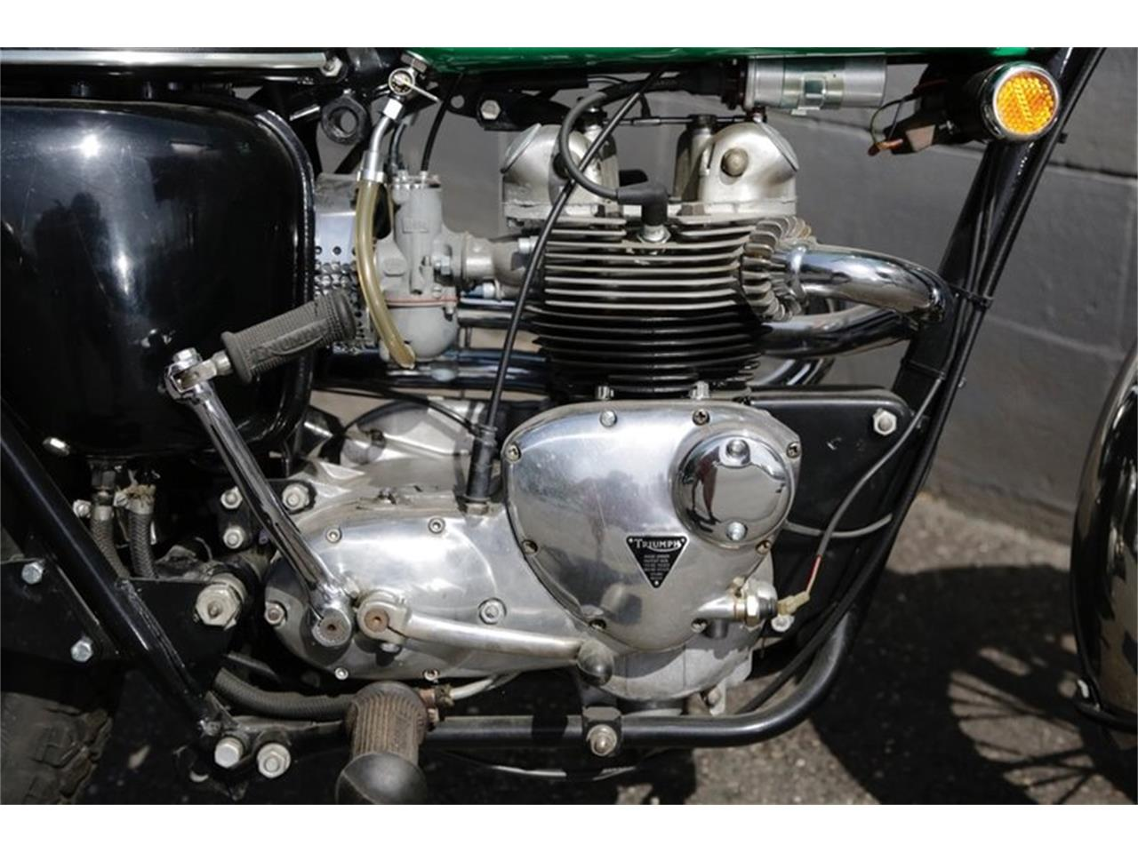 Large Picture of 1969 Triumph Motorcycle located in Seattle Washington - $15,000.00 Offered by Drager's Classics - NPR4