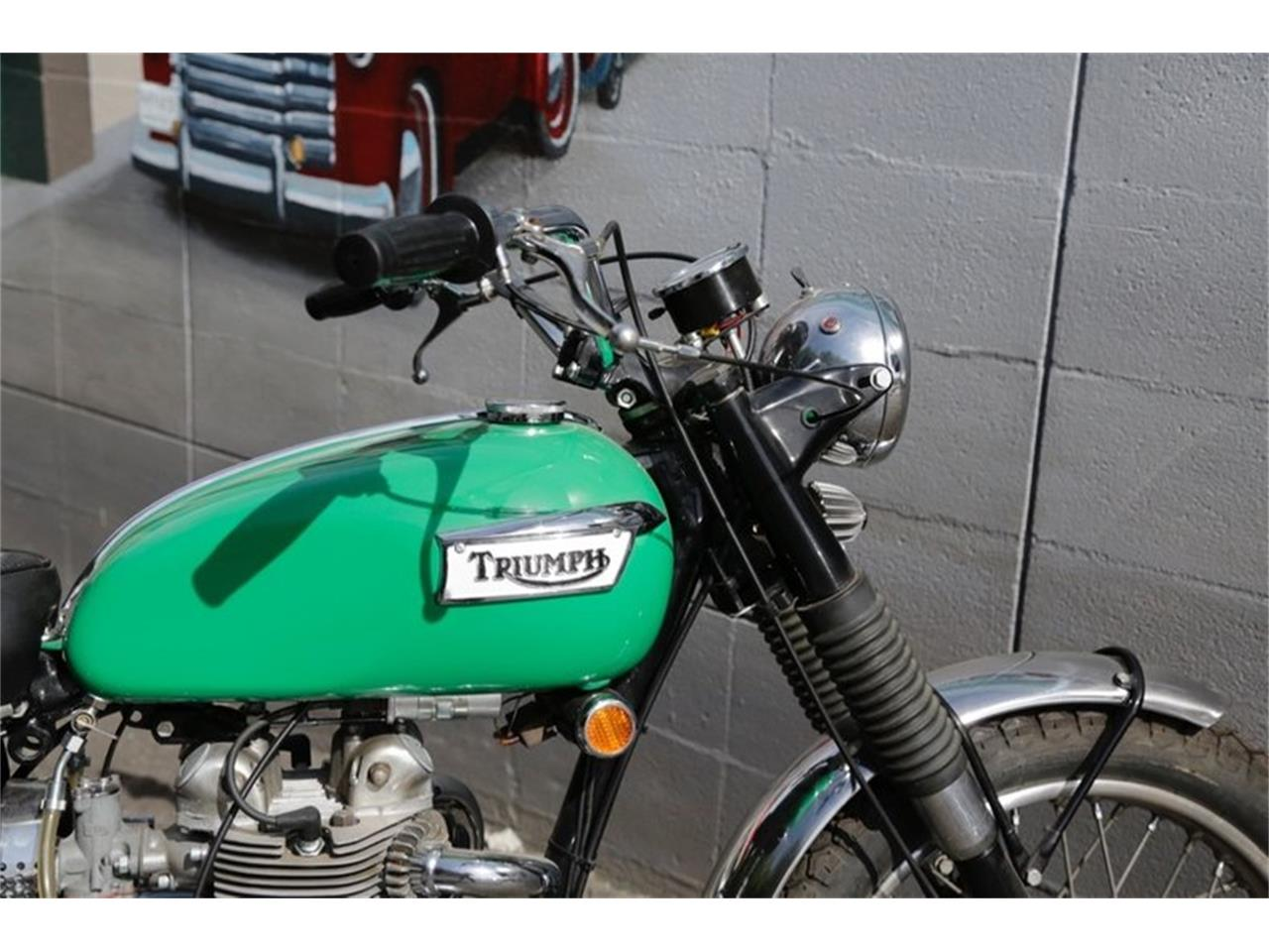 Large Picture of 1969 Motorcycle - NPR4