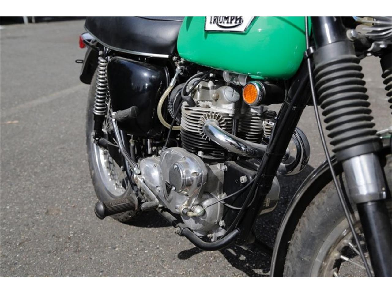 Large Picture of Classic 1969 Triumph Motorcycle located in Washington - NPR4