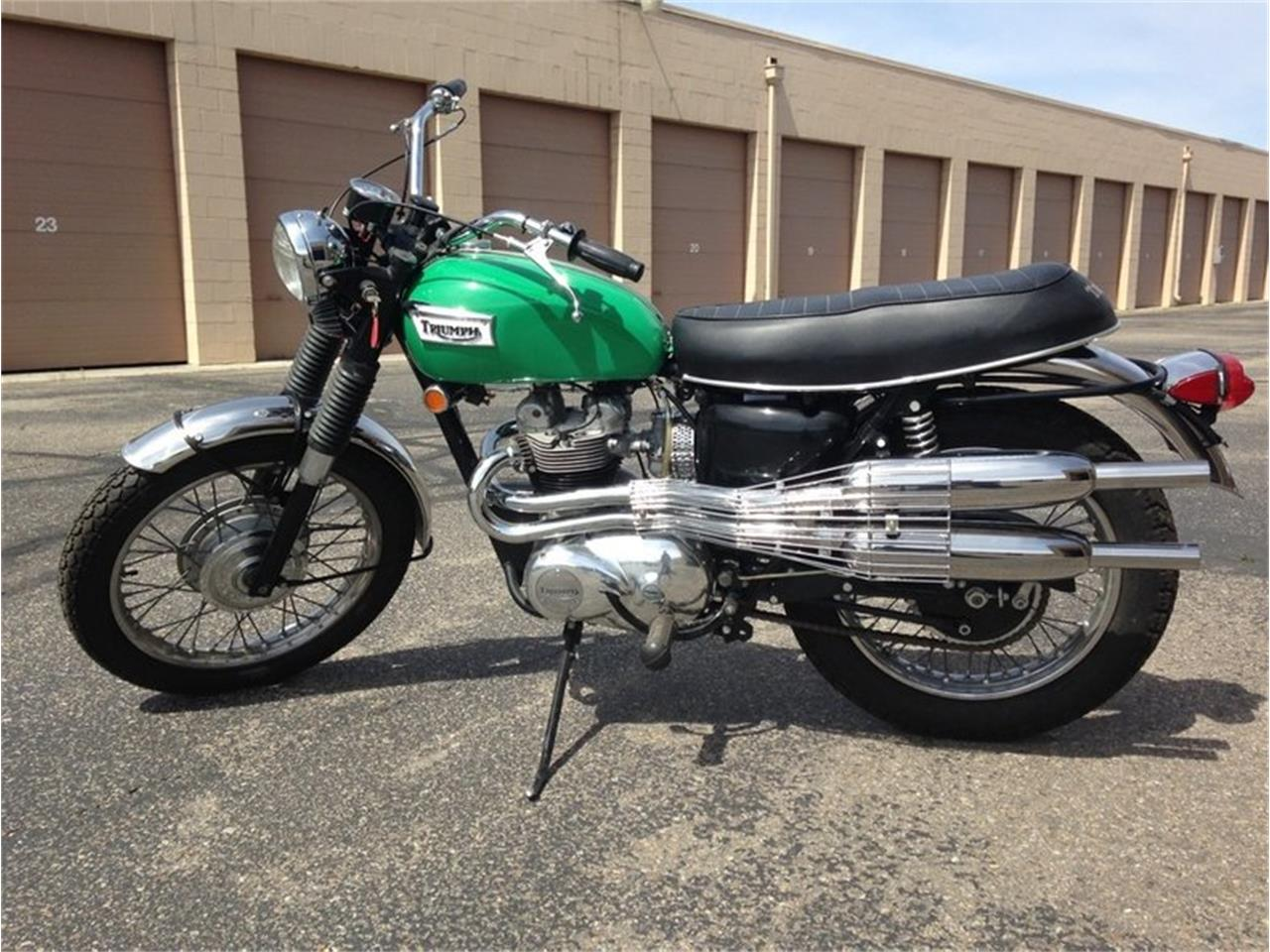 Large Picture of '69 Motorcycle - NPR4