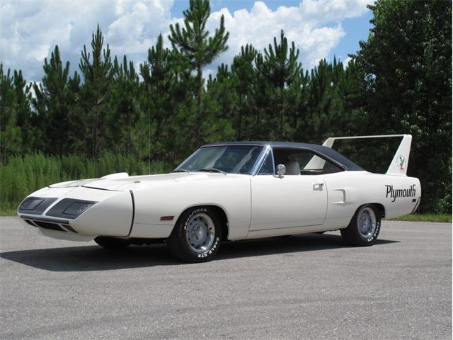 Picture of '70 Superbird - NPR7