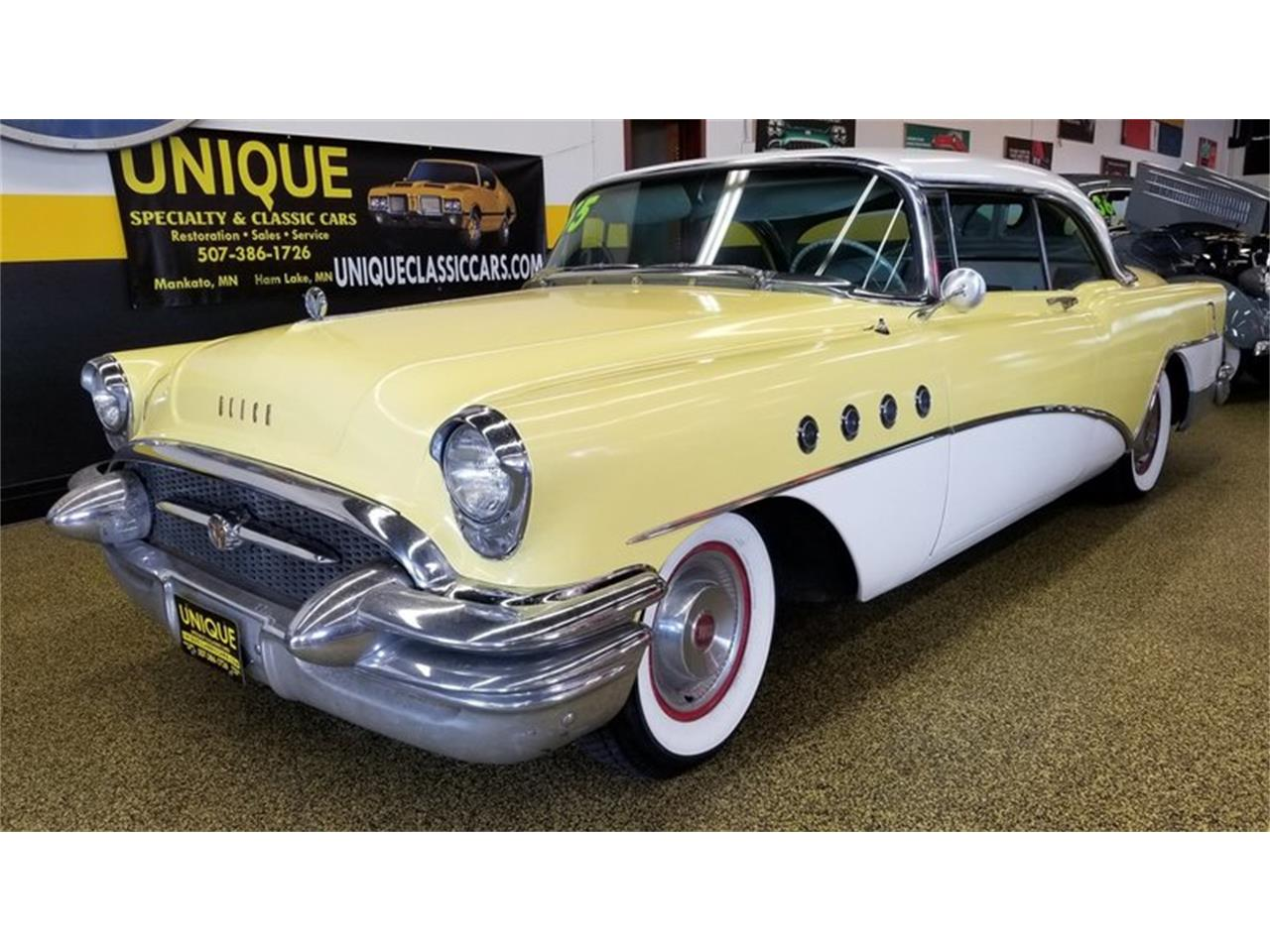 Picture of '55 Roadmaster - NPRL