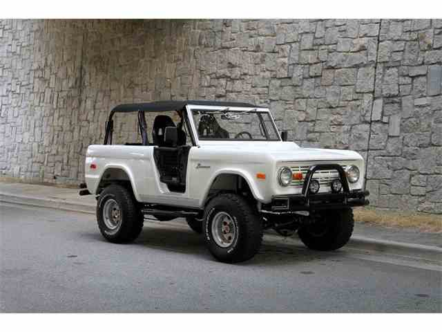 Picture of '74 Bronco - NPRP