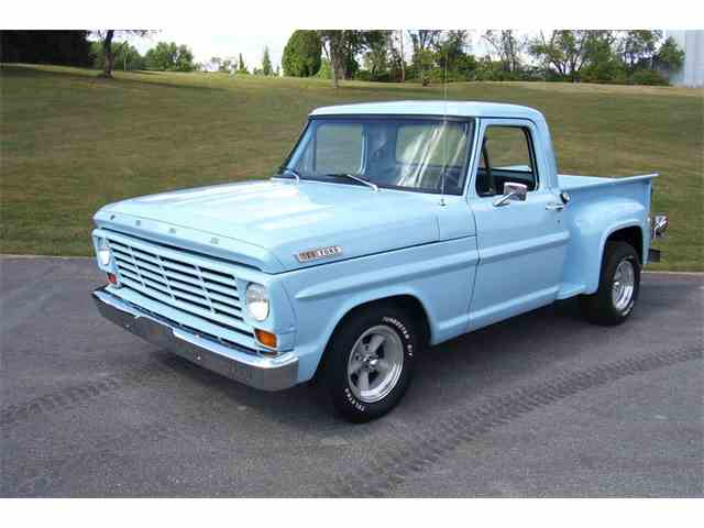 Picture of '67 F100 - NPRR
