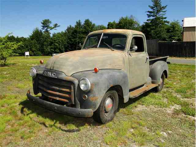 Picture of '51 1/2 Ton Pickup - NPS0