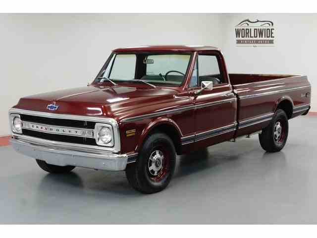Picture of '70 Pickup - NPS4
