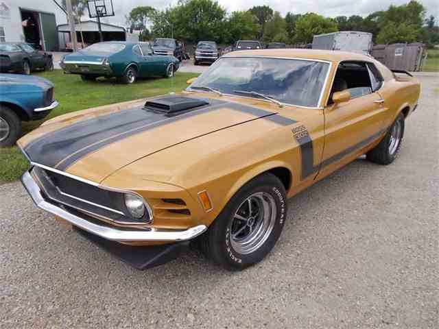 Picture of '70 Mustang - NPST