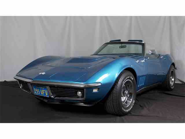 Picture of 1968 Chevrolet Corvette Offered by  - NL9Q