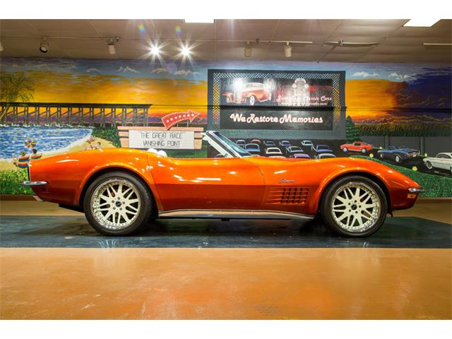 Picture of Classic 1970 Chevrolet Corvette located in Florida Offered by  - NL9T