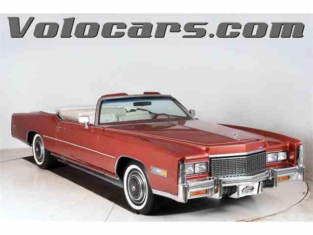 Picture of '76 Eldorado located in Illinois - $31,998.00 - NL9U