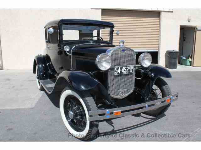 Picture of '30 Model A - NPUC