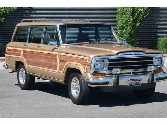 Picture of '86 Grand Wagoneer - NPUF