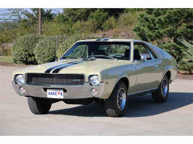 Picture of '69 AMX - NPUG