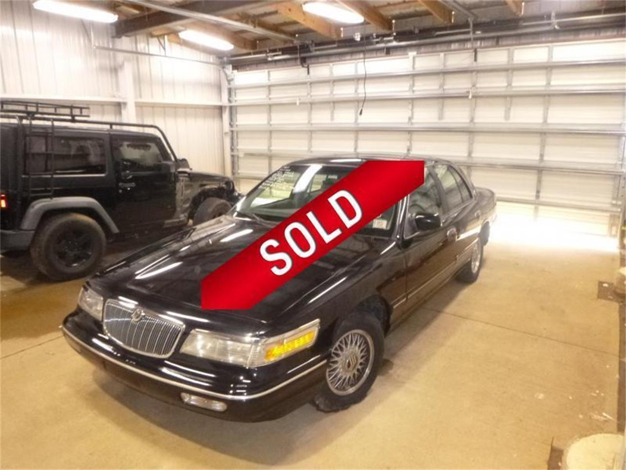 1995 Mercury Grand Marquis >> 1995 Mercury Grand Marquis For Sale Classiccars Com Cc 1106616