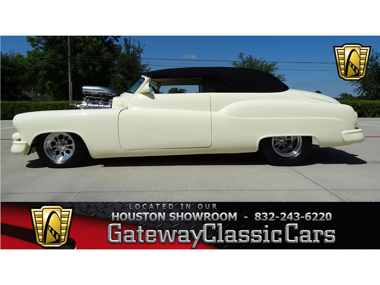 For Sale 1950 Buick Riviera In Houston Texas