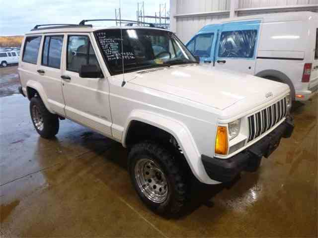 Picture of '96 Cherokee - NPVQ