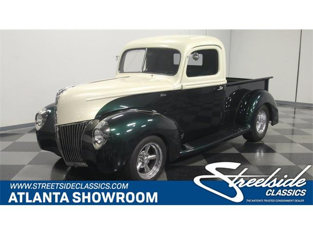 Picture of 1940 Ford Pickup - $45,995.00 Offered by  - NPWI
