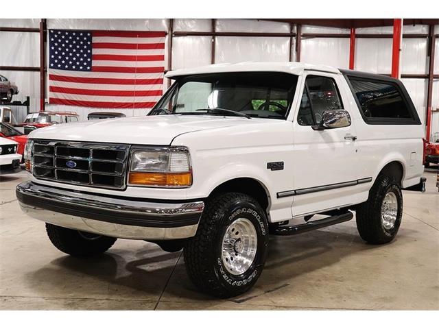 Picture of '95 Bronco - NPWJ