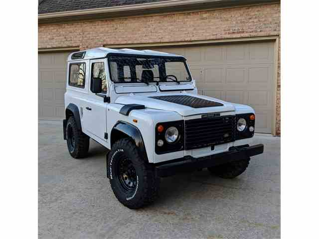 sale rover landrover defender for used land philippines old