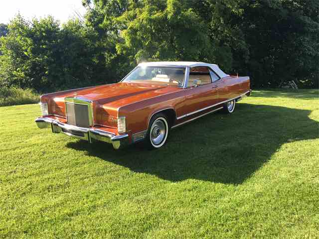 Picture of '77 Continental - NPX3