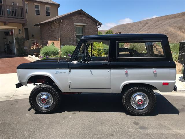 Picture of '69 Bronco - NPX4