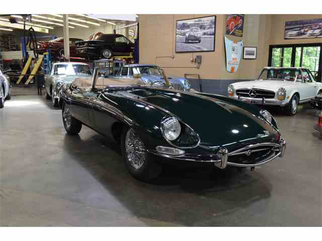Picture of '67 E-Type - NPX7