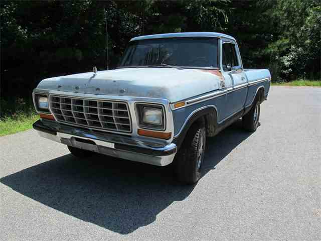 Picture of '79 F100 - NPXA