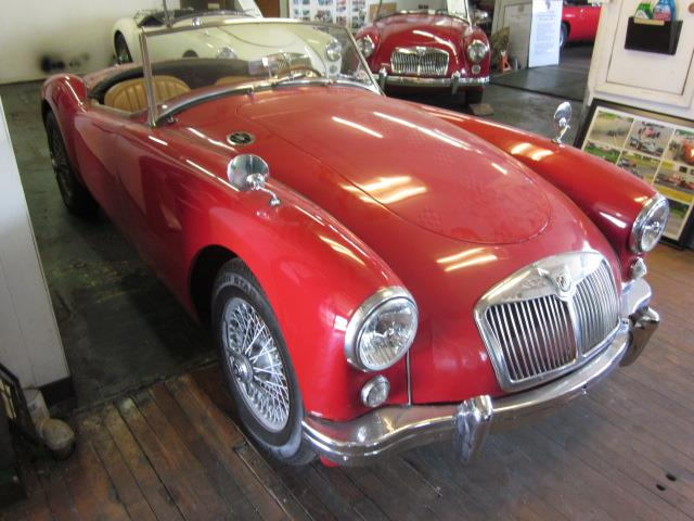 Picture of Classic '59 MGA 1500 located in Connecticut - $26,900.00 Offered by  - NPXF