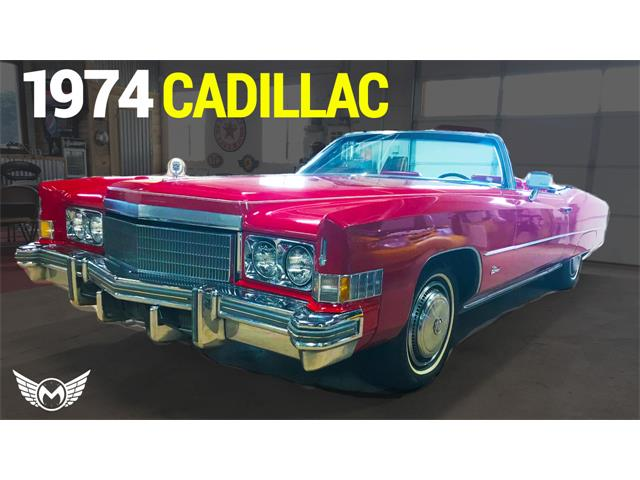 Picture of '74 Eldorado - NPXL