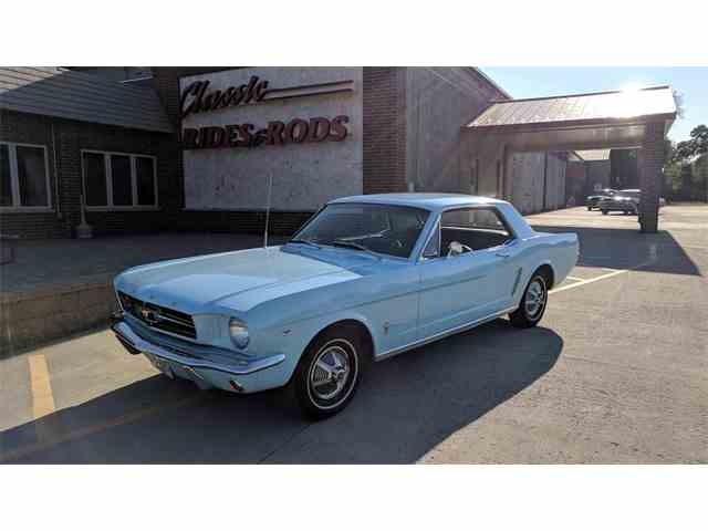 Picture of '64 Mustang - NKTF