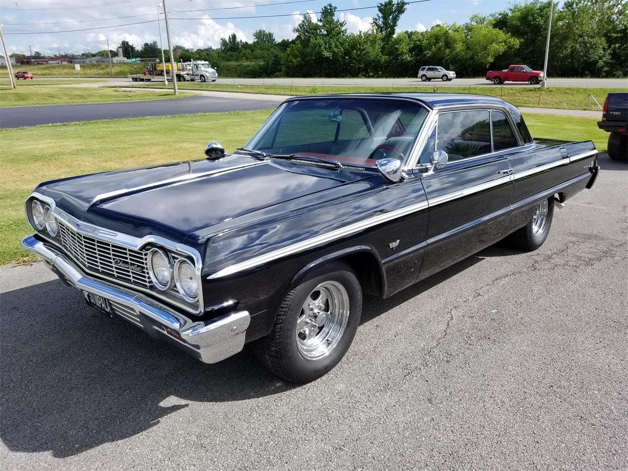 1964 Chevrolet Impala Ss For Sale Classiccars Com Cc 1106707