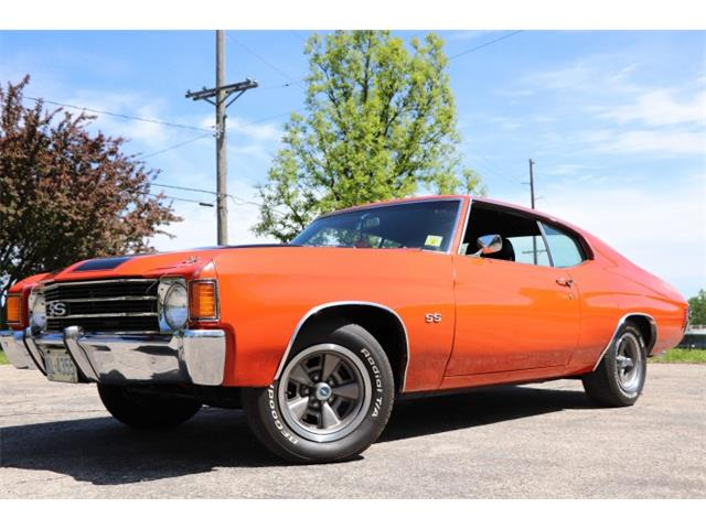 Picture of Classic 1972 Chevelle SS located in New York Offered by  - NPXX