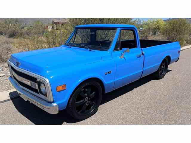 Picture of '70 C10 - NPY4