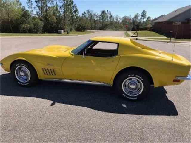 Picture of '72 Corvette - NLA8