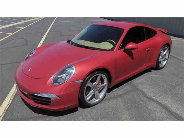 Picture of '14 911 Carrera S - NPYC