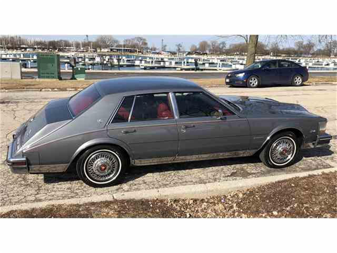 1985 Cadillac Seville For Sale Classiccars Com Cc 1106736