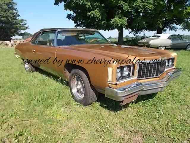 Picture of '74 Caprice - NPYQ